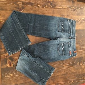 7 For All ManKind - Bootcut Jean - 30